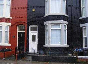 Thumbnail 5 bed terraced house to rent in Bedford Road, Bootle, Liverpool