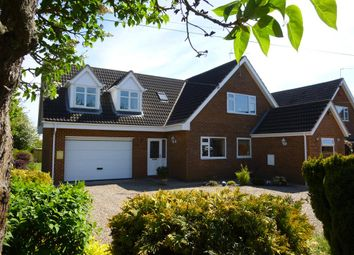 Thumbnail 3 bed detached house for sale in Lidgett Gardens, Auckley, Doncaster