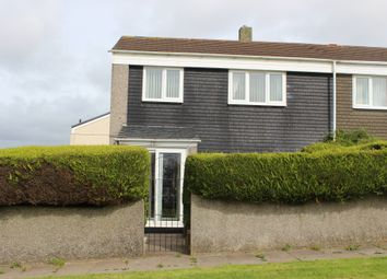 Thumbnail 3 bed end terrace house to rent in Trenoweth Estate, North Country