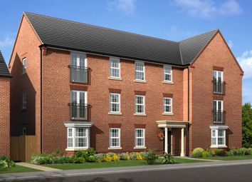 "Thumbnail 2 bed flat for sale in ""Cherwell"" at Carters Lane, Kiln Farm, Milton Keynes"