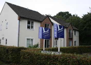 Thumbnail 1 bed flat for sale in Cheltenham Gardens, Hedge End, Southampton