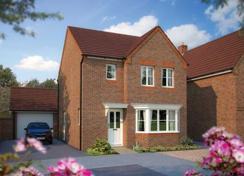 Thumbnail 3 bed detached house for sale in Beancroft Road, Marston Moretaine, Bedford