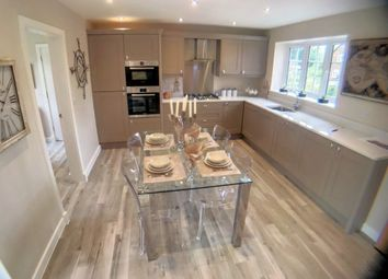 Thumbnail 4 bed detached house for sale in Sandmere, Moor Court, Hapsford