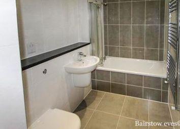 Thumbnail 2 bedroom flat to rent in Woodbury Close, East Croydon