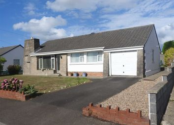 Thumbnail 3 bed detached bungalow for sale in Grove Park, Cardigan