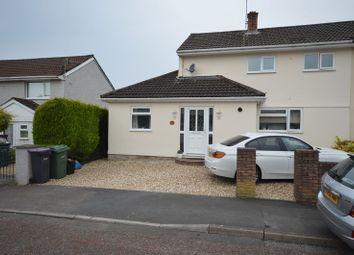 Thumbnail 3 bed property to rent in Cardigan Close, Croesyceiliog, Cwmbran