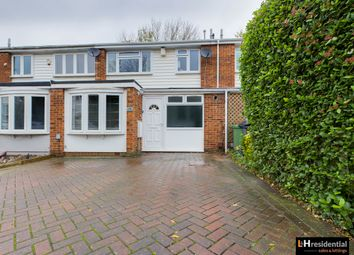 Thumbnail 3 bed terraced house for sale in Holme Park, Borehamwood
