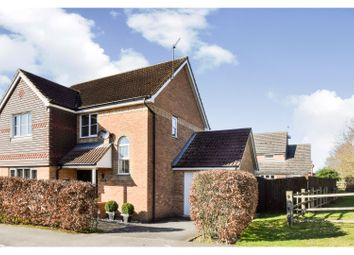 Thumbnail 3 bed detached house for sale in Fern Drive, Market Rasen
