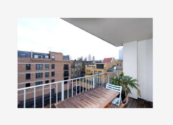 Thumbnail 2 bed flat to rent in Oakley Yard, Bacon Street, London