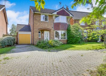 Thumbnail 4 bed detached house for sale in Howard Avenue, Burgess Hill