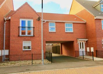 Thumbnail 2 bed flat for sale in Brian Honour Avenue, Hartlepool