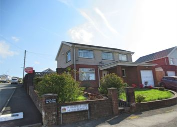 Thumbnail 3 bed detached house for sale in Highfield Close, The Rhyddings, Neath, West Glamorgan