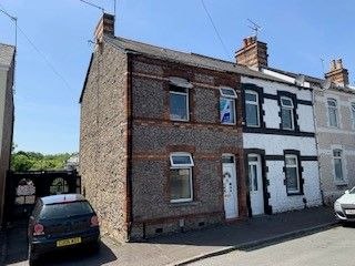 Thumbnail 2 bed end terrace house for sale in Riverside Place, Cadoxton, Barry, Vale Of Glamorgan