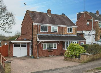 Thumbnail 3 bed detached house for sale in Tennyson Road, Headless Cross, Redditch