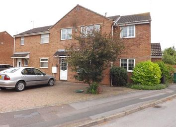 Thumbnail 4 bed semi-detached house for sale in Castle Dore, Freshbrook, Swindon, Wiltshire