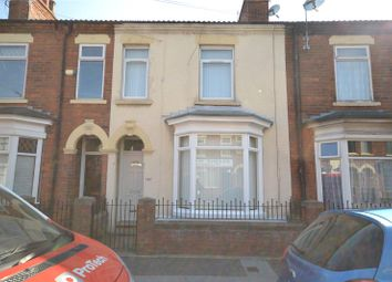 Thumbnail 2 bed terraced house for sale in Newbridge Road, Hull