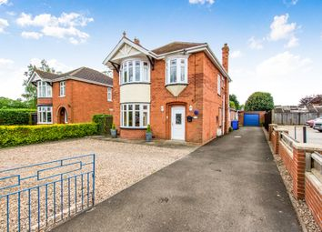 Thumbnail 5 bed detached house for sale in Station Road, Kirton, Boston