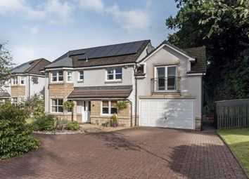 Thumbnail 5 bedroom detached house for sale in Greek Thomson Road, Balfron, Stirlingshire