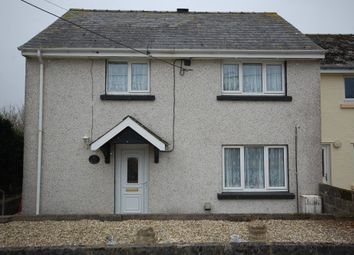 Thumbnail 3 bed semi-detached house to rent in St. Marys Place, Kilgetty