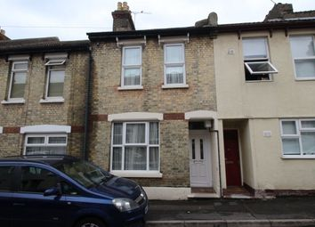 Thumbnail 3 bedroom terraced house to rent in Ingle Road, Chatham