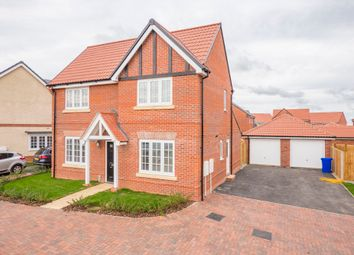 Thumbnail 4 bed detached house for sale in Myrtlewood Road, Bury St. Edmunds