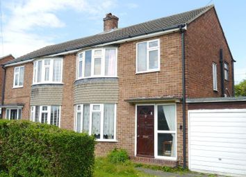 3 bed semi-detached house for sale in Widdrington Gardens, Woodlands Park, Wideopen, Newcastle Upon Tyne NE13