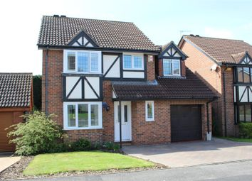 Thumbnail 4 bedroom detached house for sale in Brompton Way, West Bridgford, Nottingham
