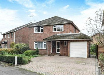 Thumbnail 4 bed detached house for sale in Reeves Way, Wokingham, Berkshire