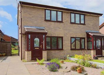 Thumbnail 2 bed semi-detached house for sale in Spring Hall, Clayton Le Moors, Lancashire