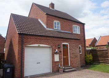 Thumbnail 3 bed detached house for sale in The Green, Wistow, Selby, North Yorkshire