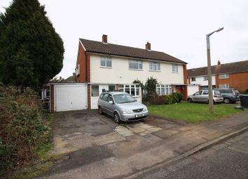 Thumbnail Semi-detached house for sale in Hare Street Springs, Harlow