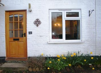 Thumbnail 2 bed terraced house for sale in Church Street, Birlingham, Pershore, Worcestershire