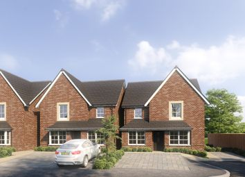 Thumbnail 4 bedroom detached house for sale in Manor Avenue, Kidderminster