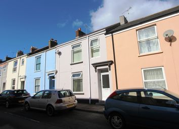 Thumbnail 3 bed terraced house to rent in Wellington Street, Torpoint, Cornwall