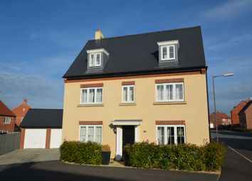 Thumbnail 5 bedroom detached house to rent in Threads Lane, Buckingham