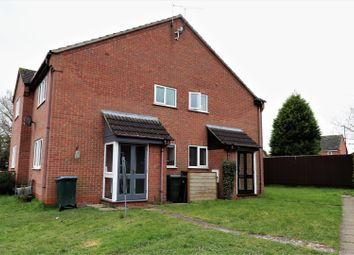 Thumbnail 1 bed flat to rent in Coombe Court, Brinklow Road, Binley, Coventry