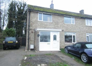 Thumbnail 3 bed semi-detached house for sale in Lakeside Rise, Blundeston, Lowestoft
