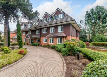 Thumbnail 2 bed flat to rent in Cavendish Road, St. Georges Hill, Weybridge