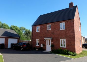 Thumbnail 3 bed detached house to rent in Lady Mayor Drive, Bedford