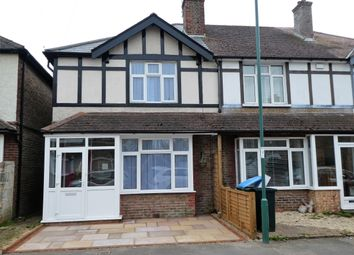 Thumbnail 3 bed semi-detached house to rent in Kenilworth Road, Bognor Regis