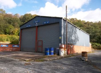 Thumbnail Industrial for sale in Aberac, Swansea