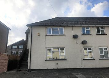 Thumbnail 2 bedroom flat for sale in Park Place, Treherbert, Treorchy, Rhondda Cynon Taff.