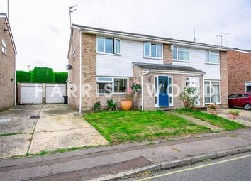 Thumbnail 4 bed semi-detached house for sale in Guildford Road, Colchester