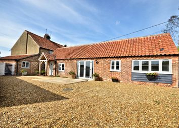 Thumbnail 4 bed semi-detached house for sale in Syderstone Road, Kings Lynn