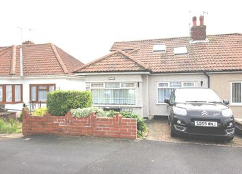 Thumbnail 3 bed semi-detached house for sale in Buckingham Gardens, Downend, Bristol