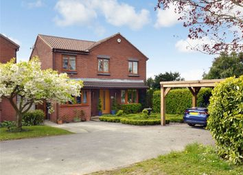 Thumbnail 4 bed detached house for sale in Harvest Road, Tytherington, Macclesfield, Cheshire