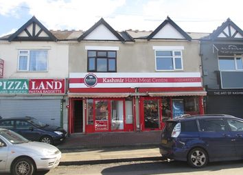 Thumbnail 2 bedroom flat to rent in Stoney Lane, Balsall Heath, Birmingham