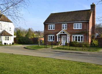 Thumbnail 4 bed detached house for sale in Mortons Lane, Upper Bucklebury, Berkshire