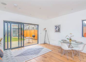 Thumbnail 2 bed town house for sale in Brownlow Road, London