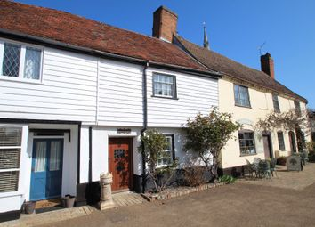 Thumbnail 1 bed cottage for sale in Woolpit, Bury St Edmunds, Suffolk
